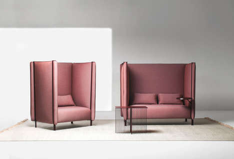 Cubic Couch Designs - These Furniture Pieces Have Enhanced Relatively Standard Elements