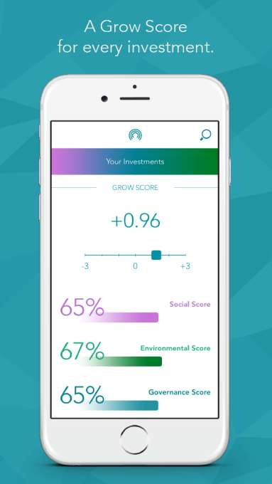 Social-Minded Investment Apps - 'Grow' Automatically Makes Investments Based on Social Factors