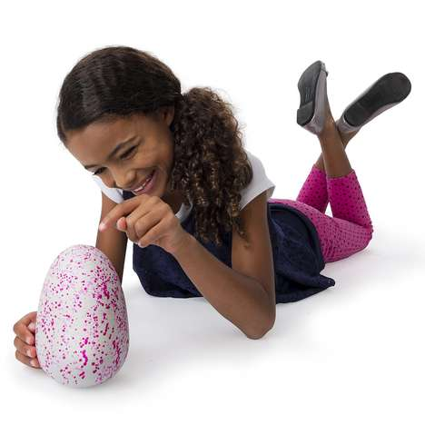 Mysterious Digital Egg Toys - 'Hatchimals' Digital Toys are an Interactive Companion for Kids