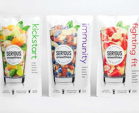 65 Juice Blend Innovations