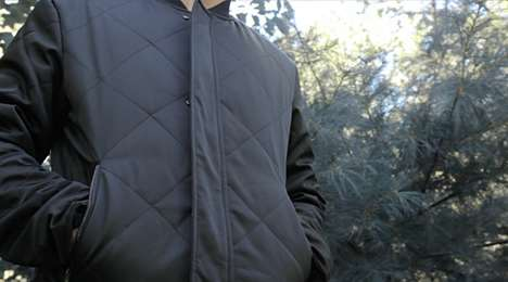 Lightweight Alpaca Jackets - This Alpaca Jacket Was Made with Both Functionality and Design in Mind