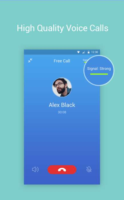 Ad-Powered Calling Apps - The WhatsCall App Lets You Earn Call Credits By Clicking On Ads
