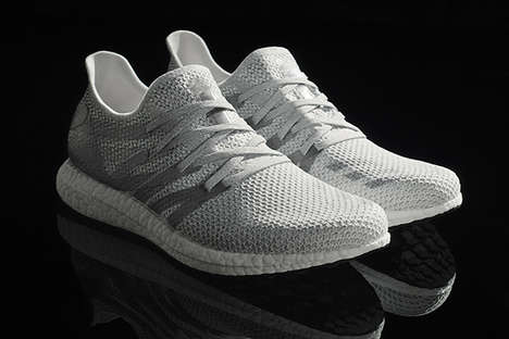 Robot-Made Sneakers - adidas' Futurecraft M.F.G Sneakers are Made Almost Entirely by Robots