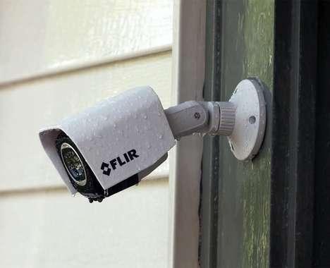 HD Outdoor Security Cameras