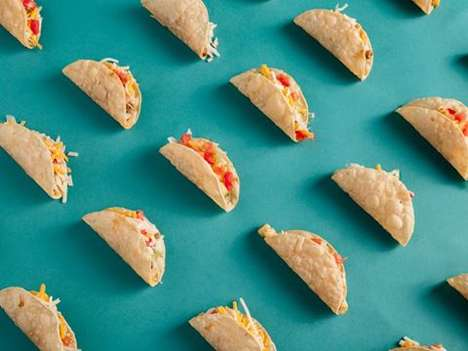 Miniature Taco Promotions - 'On The Border' is Celebrating National Taco Day with a Snack-Sized Dish