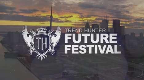 Future Festival 2016 - Trend Hunter's Future Festival Will Transform the Way Companies Do Business
