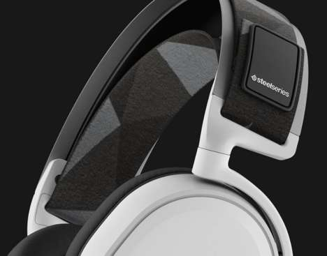 Immersive Gaming Headphones - The SteelSeries Arctis Headphones Promise Boosted In-Game Performance