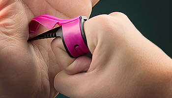 Self-Defense Rings - This Ring Was Designed for Women to Wear to Protect Themselves