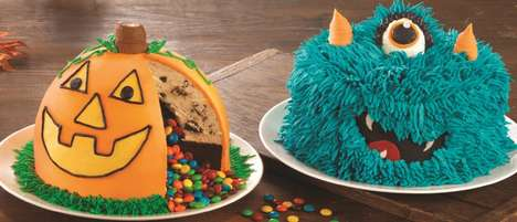 Festively Fearsome Frozen Treats - These Monstrous Baskin-Robbins Treats Celebrate Halloween Season