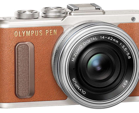 Chic Compact Cameras