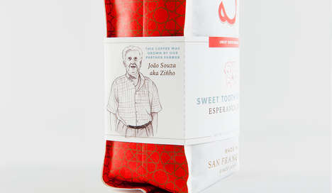 Feel-Good Coffee Branding - Ritual Coffee's Packaging Connects Consumers to Coffee Growers