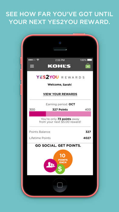 Retail Payment Apps - The Kohl's Pay App Consolidates Payment Details, Rewards and Discounts