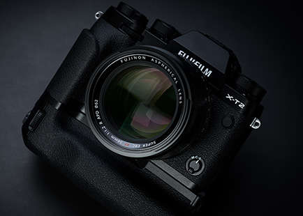 Magnificent Mirrorless Cameras - The Fujifilm X-T2 Offers a Gorgeous Design and Stunning Images