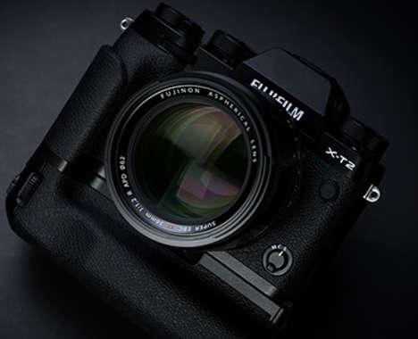 Magnificent Mirrorless Cameras