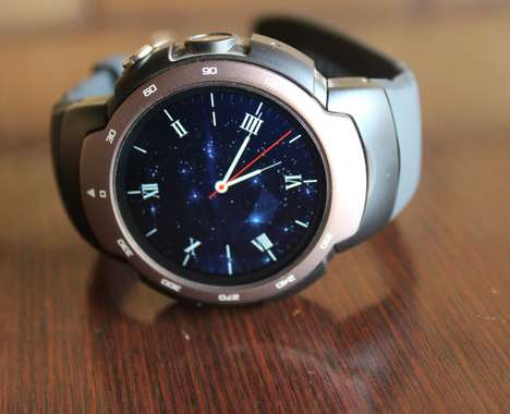 Sporty Chinese Smartwatches