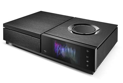 All-in-One Multimedia Streamers - The Naim Uniti Wireless Hub and Streamer Packs it All