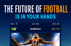 Predictive Football Apps - The WinView Games App Lets You Win Cash Prizes For Sporting Predictions