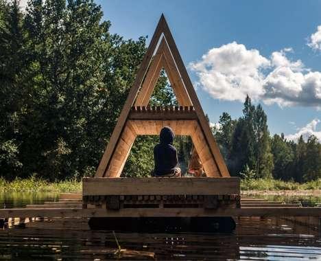Flood-Proof River Refuges