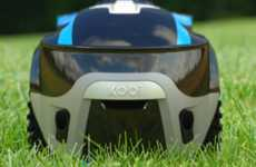 Autonomous Garden Robots - The 'Kobi' is a Robot That Maintains Yards in Every Season
