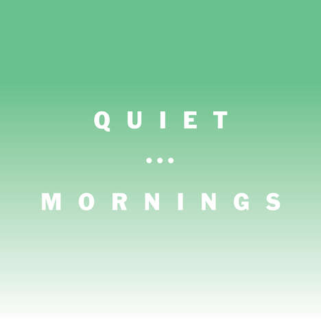 Museum Meditation Sessions - MoMA's 'Quiet Mornings' Help People Find Calm Surrounded by Art