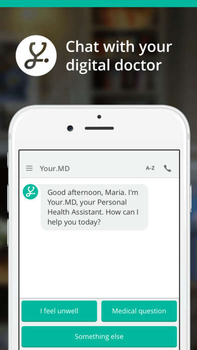 AI Health Chatbots - Your.MD is an AI-Powered Chatbot That Talks Healthcare