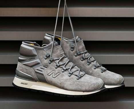 Modernized Hiking Boots