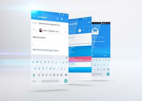 Modular Mobile Operating Systems - The Cyanogen Modular OS Program Lets Brands License Features