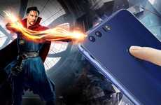 Superhero Limited-Edition Smartphones
