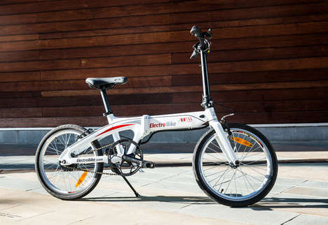 Ultra-Light Electric Bikes - The 'Air-33' is Marketed as the World's Most Affordable Electric Bike