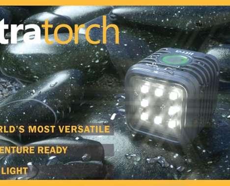 Action Camera LED Lights