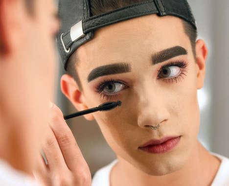 Male Makeup Brand Ambassadors