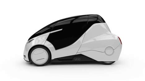 Urban Electric Cars - The Uniti Electric Car is Targeted Towards Short-Range Trips