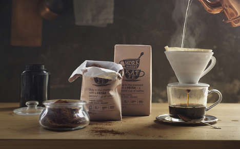 Sustainable Furniture Retailer Coffees - The IKEA Påtår Organic Coffee Supports Small-Scale Farmers