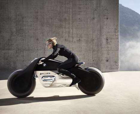 Supremely Safe Motorcycle Concepts
