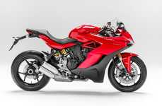 Revived Sports Motorbikes