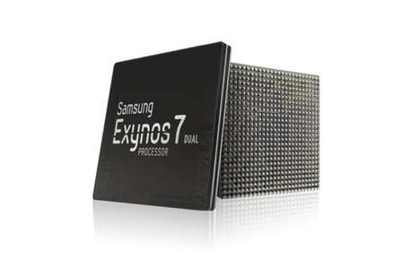 Connected Wearable Processors - The Samsung Exynos 7 Dual 7270 Processor Has a Built-In LTE Modem