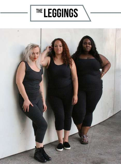 Democratized Fashion Brands - This Inclusive Fashion Brand Provides Clothing for Women of All Sizes