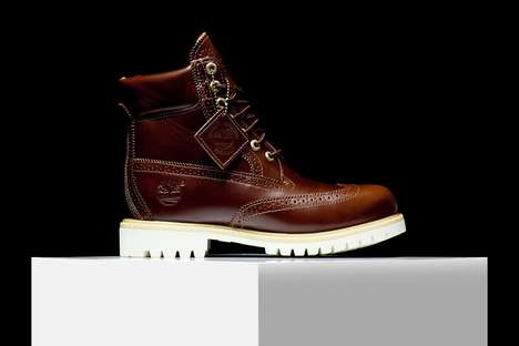 Premium Waterproof Boots - These New Timberlands Include an Array of Luxuriously Stylish Features