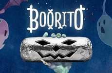 Spooky Burrito Promotions