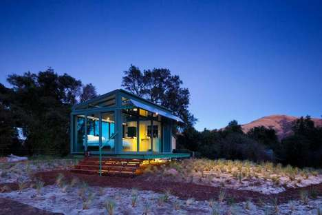 Glass Pod Accommodations - PurePods Offers a One-of-a-Kind New Zealand Experience