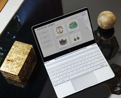 Powerful Micro-Thin Laptops