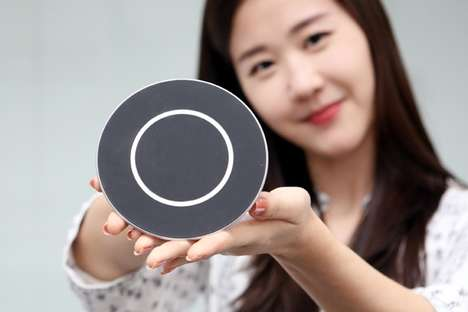 Ultra-Fast Wireless Chargers - This Wireless Charging Pad from LG Innotek Charges Devices Quickly