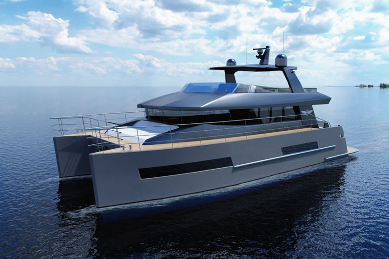 Luxury Dual-Hull Catamarans
