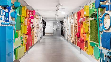 Swedish Furniture Museums - From Us with Love Designed Interactive Installations for IKEA