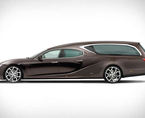 Supercar Funeral Hearses