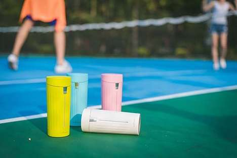 Hydration-Encouraging Cups - The 'SmartShow' Smart Mug Tracks Body Hydration and Water Purity