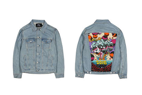 Brand-Centered Custom Jackets - 15 Artists Created Jackets to Honor Bodega's 10th Anniversary
