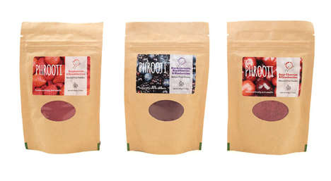 All-Fruit Beverage Powders - PHROOTI Makes Powdered Fruit Beverages with Rich Flavors