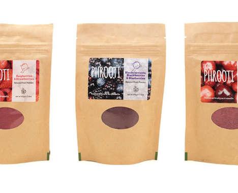 All-Fruit Beverage Powders