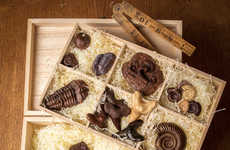 Chocolate Artefact Museums - The Edible Museum Showcases Highly Realistic Chocolate Treats